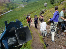Griff Rhys Jones Mountain film